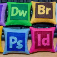 Mini cuscini Adobe
