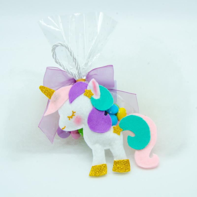 bomboniera unicorno