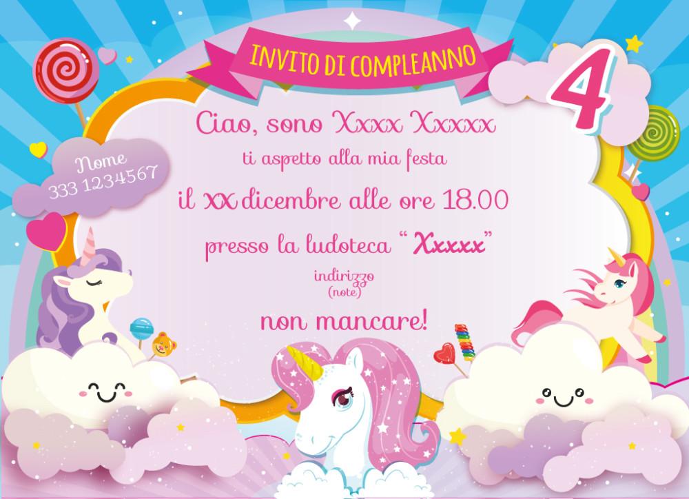 Unicorni E Draghetti Per Decorare La Tua Festa La Bottega Di Marianna